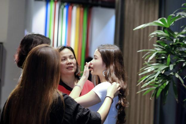 Thu Minh xuất hiện đầy cá tính trong vai trò giám khảo chương trình tìm kiếm tài năng âm nhạc mới - Ảnh 10.