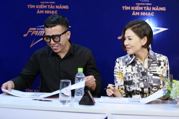 Thu Minh xuất hiện đầy cá tính trong vai trò giám khảo chương trình tìm kiếm tài năng âm nhạc mới - Ảnh 12.