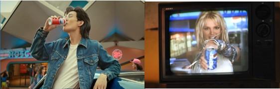 """Sao Việt so độ """"chất"""" trong thiết kế lấy cảm hứng từ lon Pepsi - Ảnh 1."""