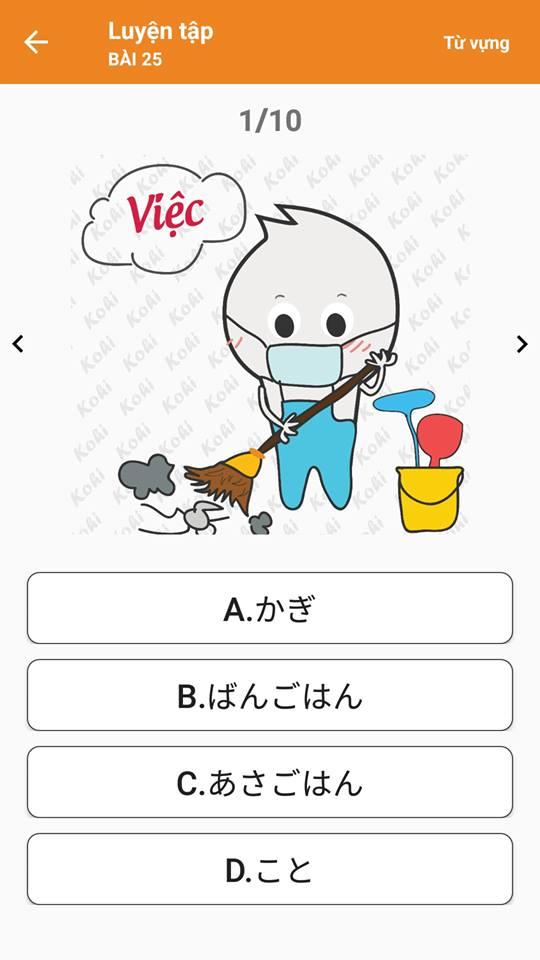 Startup ứng dụng Học tiếng Nhật cùng Kohi đạt 30.000 người dùng sau 2 tháng ra mắt - Ảnh 5.
