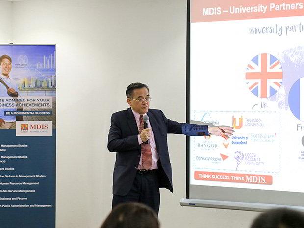 Hội thảo du học thông minh cùng Học viện MDIS, Singapore 2018 - Ảnh 1.
