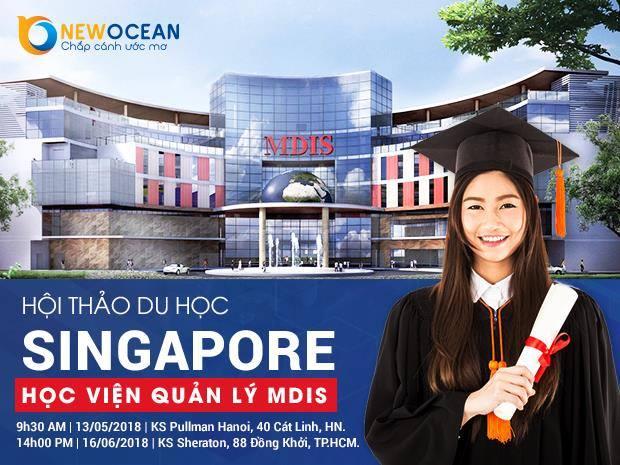 Hội thảo du học thông minh cùng Học viện MDIS, Singapore 2018 - Ảnh 2.