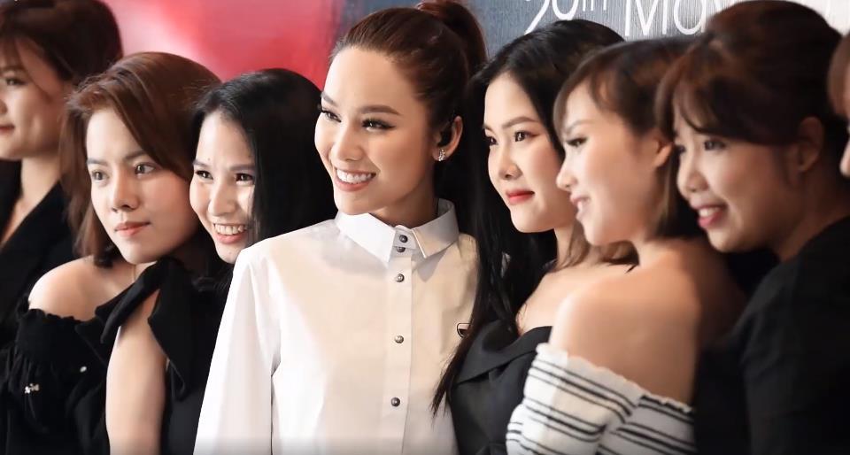Điều gì xảy ra khi phù thủy make-up Việt kết hợp với thương hiệu mỹ phẩm lớn? - Ảnh 1.