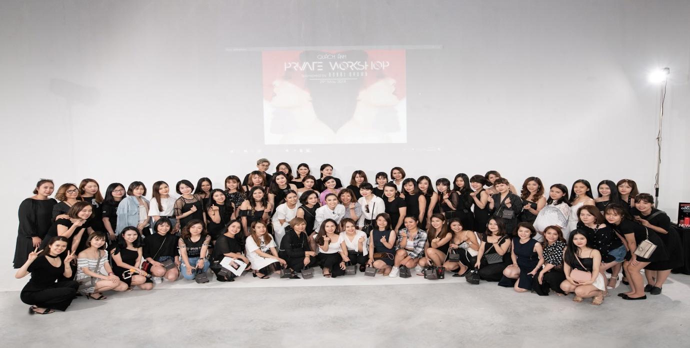 Điều gì xảy ra khi phù thủy make-up Việt kết hợp với thương hiệu mỹ phẩm lớn? - Ảnh 2.