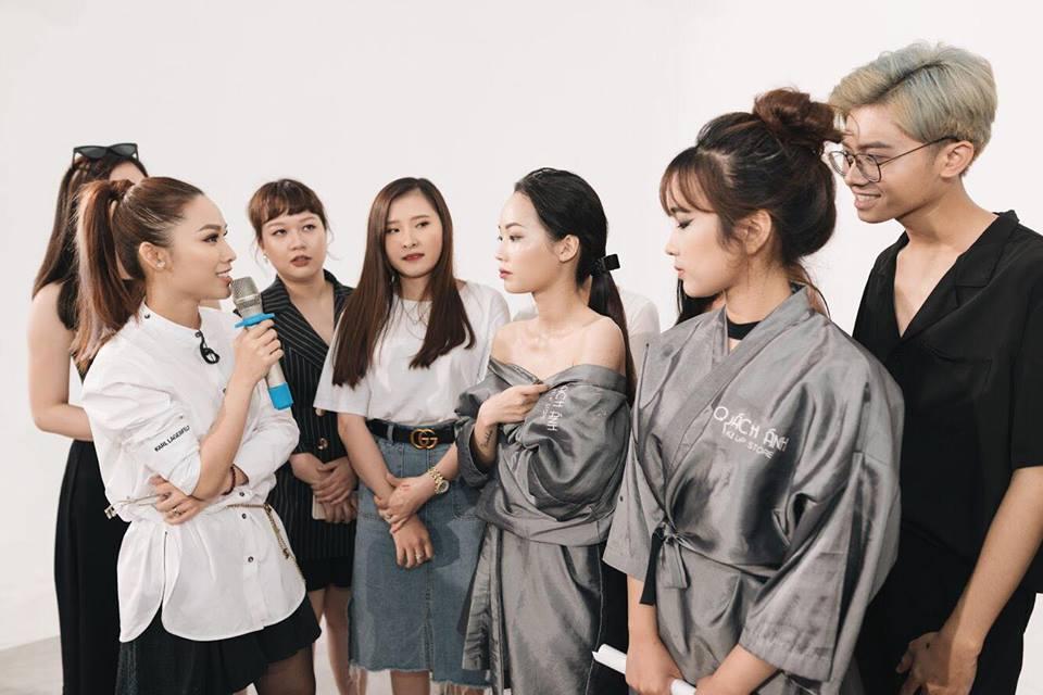 Điều gì xảy ra khi phù thủy make-up Việt kết hợp với thương hiệu mỹ phẩm lớn? - Ảnh 13.