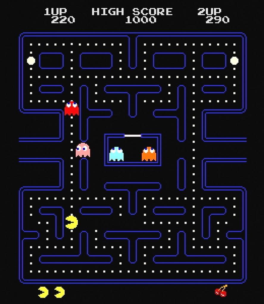 Cả một trời thương nhớ về game xe tăng, Pacman, xếp hình trên điện tử bốn nút, ai muốn lấy vé về lại tuổi thơ? - Ảnh 3.