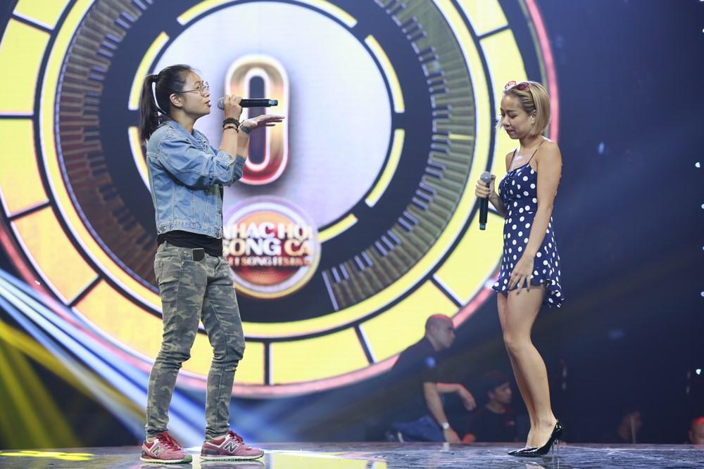 Hoàng Yến Chibi, Ali Hoàng Dương, Thảo Trang, Đinh Hương dốc sức luyện tập cho vòng thi quyết định Nhạc hội song ca mùa 2 - Ảnh 3.