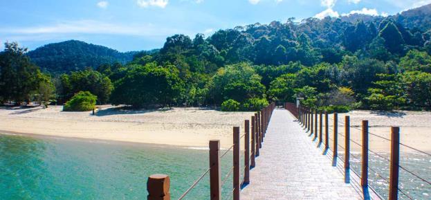 Hành trình lên rừng xuống biển và trải nghiệm độc đáo tại Penang - Malaysia - Ảnh 7.