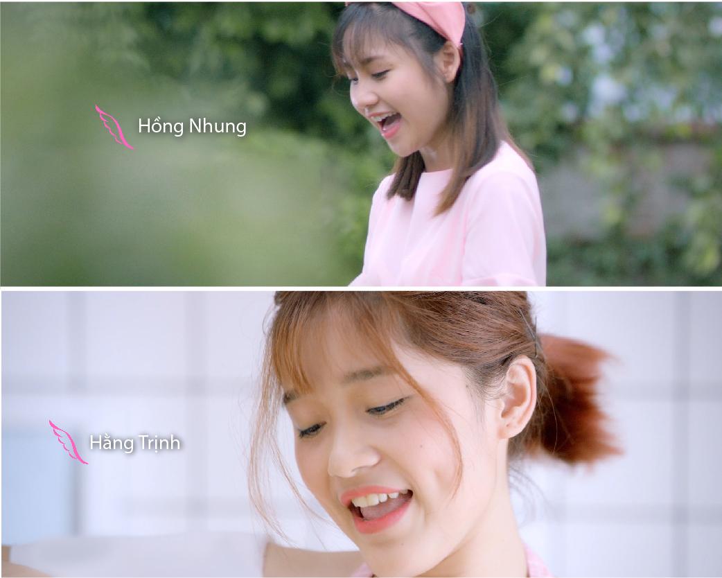 Truy tìm 6 cô gái toả sáng cùng MIN trong MV đẹp như mơ - Ảnh 4.