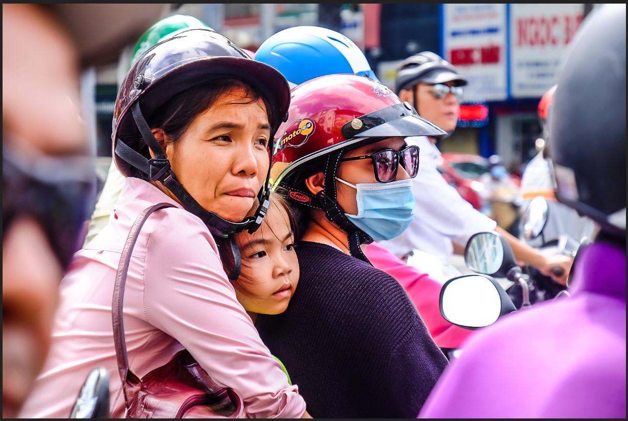Bất chấp nắng gắt, biệt đội sinh vật lạ tràn từ Hà Nội vào Sài Gòn khiến dân tình tỉnh cả ngủ - Ảnh 6.