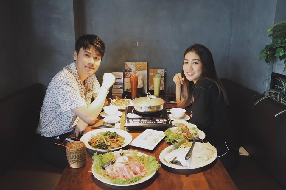 Có gì ở nhà hàng Lào thu hút dàn hot mom, hot teen Hà thành đến thưởng thức - Ảnh 2.