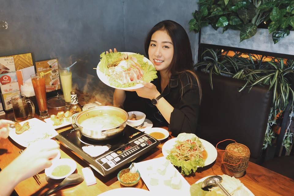 Có gì ở nhà hàng Lào thu hút dàn hot mom, hot teen Hà thành đến thưởng thức - Ảnh 3.