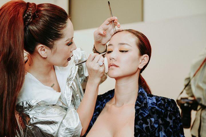 Tina Lê - Người đứng sau ekip makeup hùng hậu cho hàng loạt sự kiện lớn tại Việt Nam - Ảnh 3.