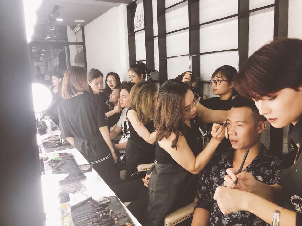 Tina Lê - Người đứng sau ekip makeup hùng hậu cho hàng loạt sự kiện lớn tại Việt Nam - Ảnh 5.