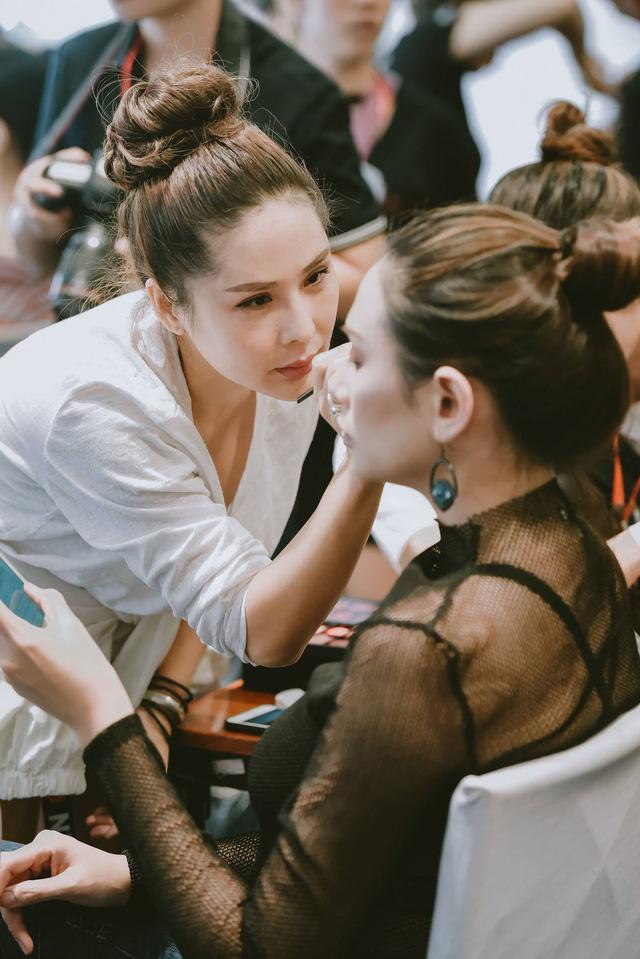 Tina Lê - Người đứng sau ekip makeup hùng hậu cho hàng loạt sự kiện lớn tại Việt Nam - Ảnh 6.