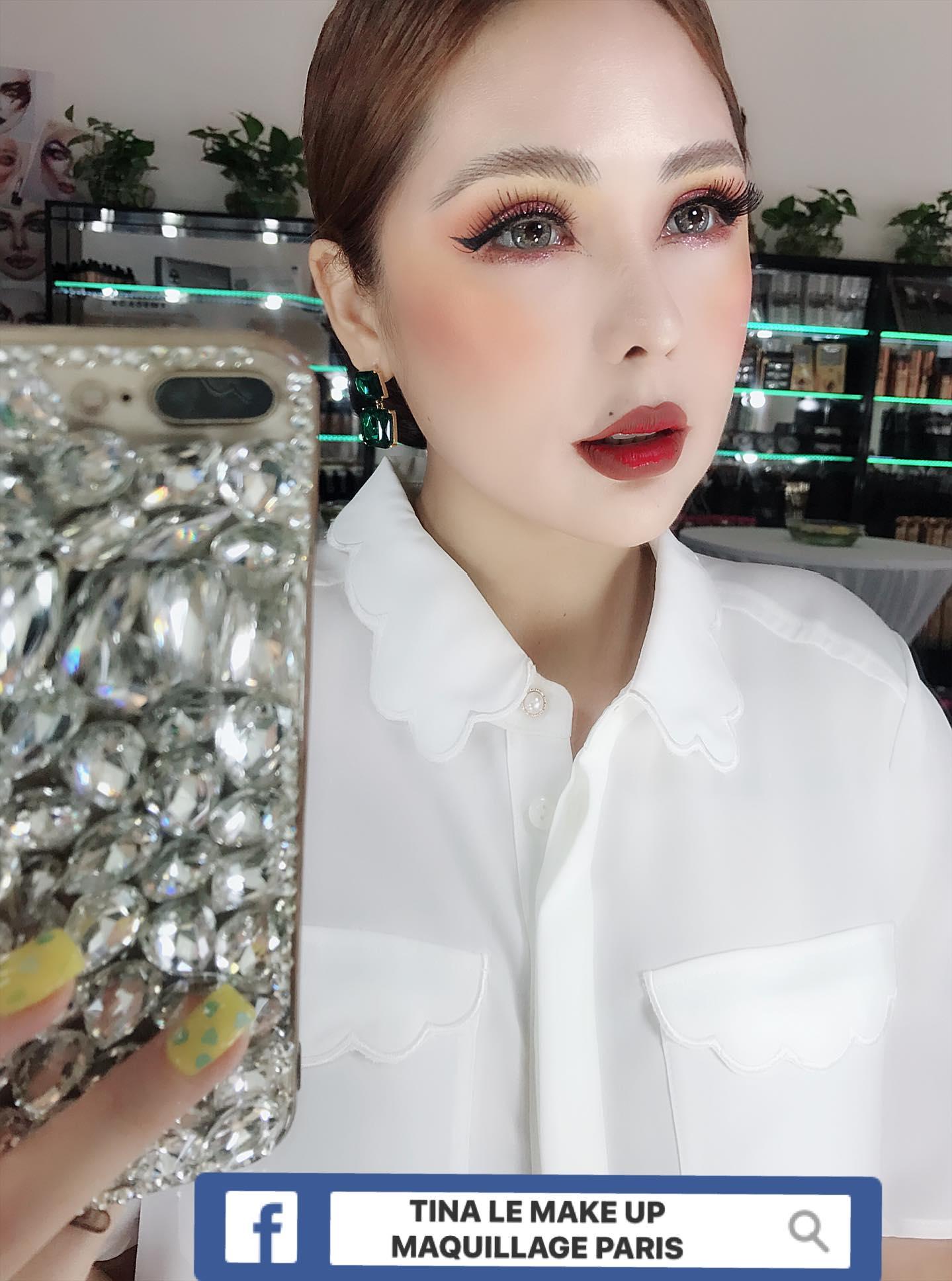 Tina Lê - Người đứng sau ekip makeup hùng hậu cho hàng loạt sự kiện lớn tại Việt Nam - Ảnh 7.