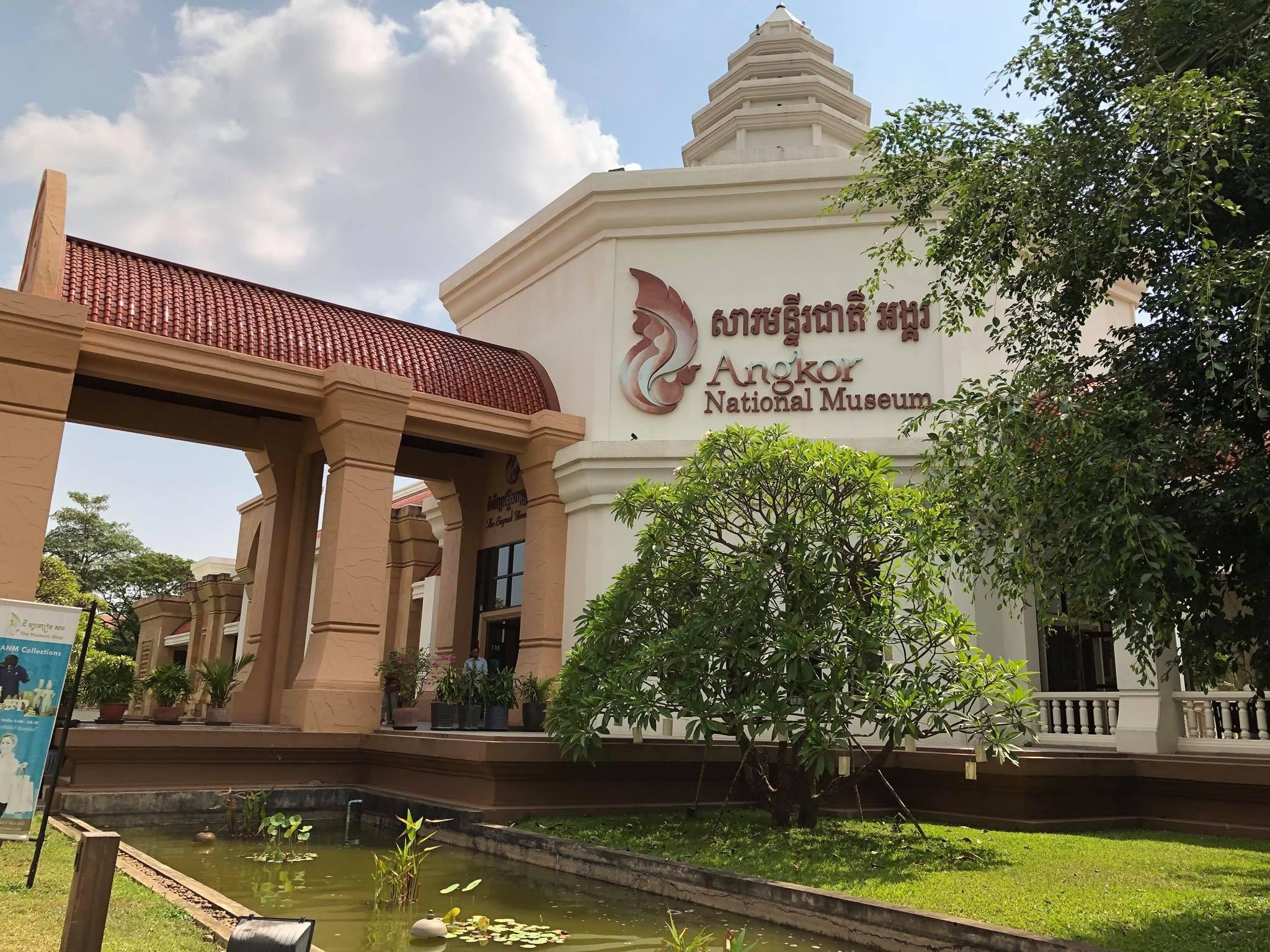 Angkor National Museum – Điểm dừng chân không nên bỏ lỡ? - Ảnh 1.