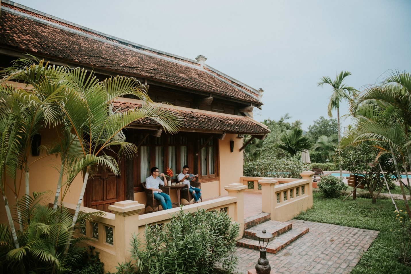 Có một Emeralda Resort Ninh Binh đẹp như mơ giữa vùng đất cố đô Hoa Lư - Ảnh 4.