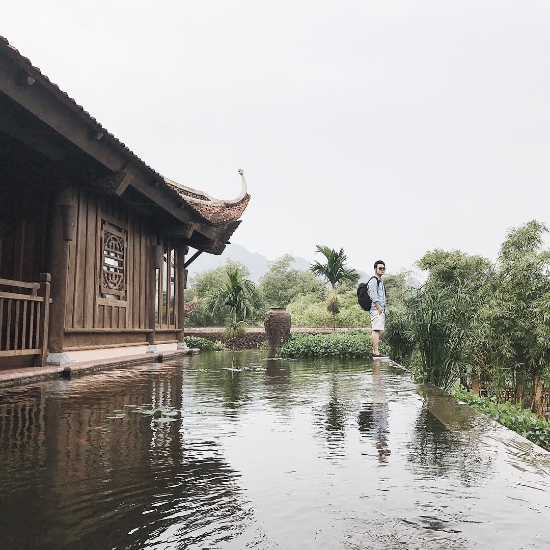Có một Emeralda Resort Ninh Binh đẹp như mơ giữa vùng đất cố đô Hoa Lư - Ảnh 6.
