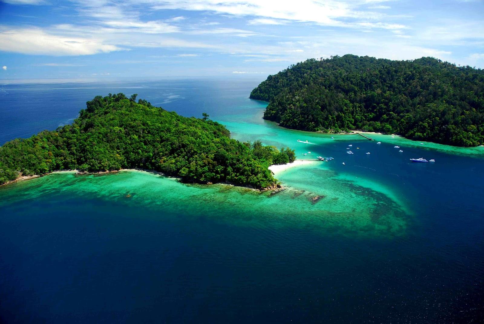 """Hè này muốn """"detox"""" cho tâm hồn thì không thể bỏ qua thiên đường biển đảo Kota Kinabalu - Ảnh 6."""