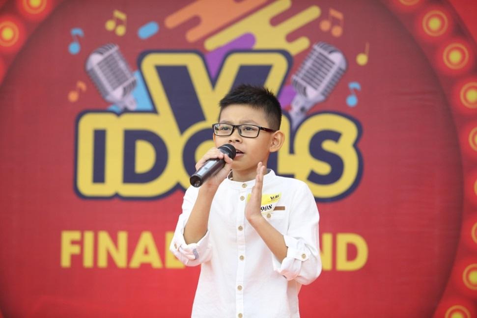 Vòng chung kết V-Idols rực rỡ cảm xúc và tài năng - Ảnh 2.