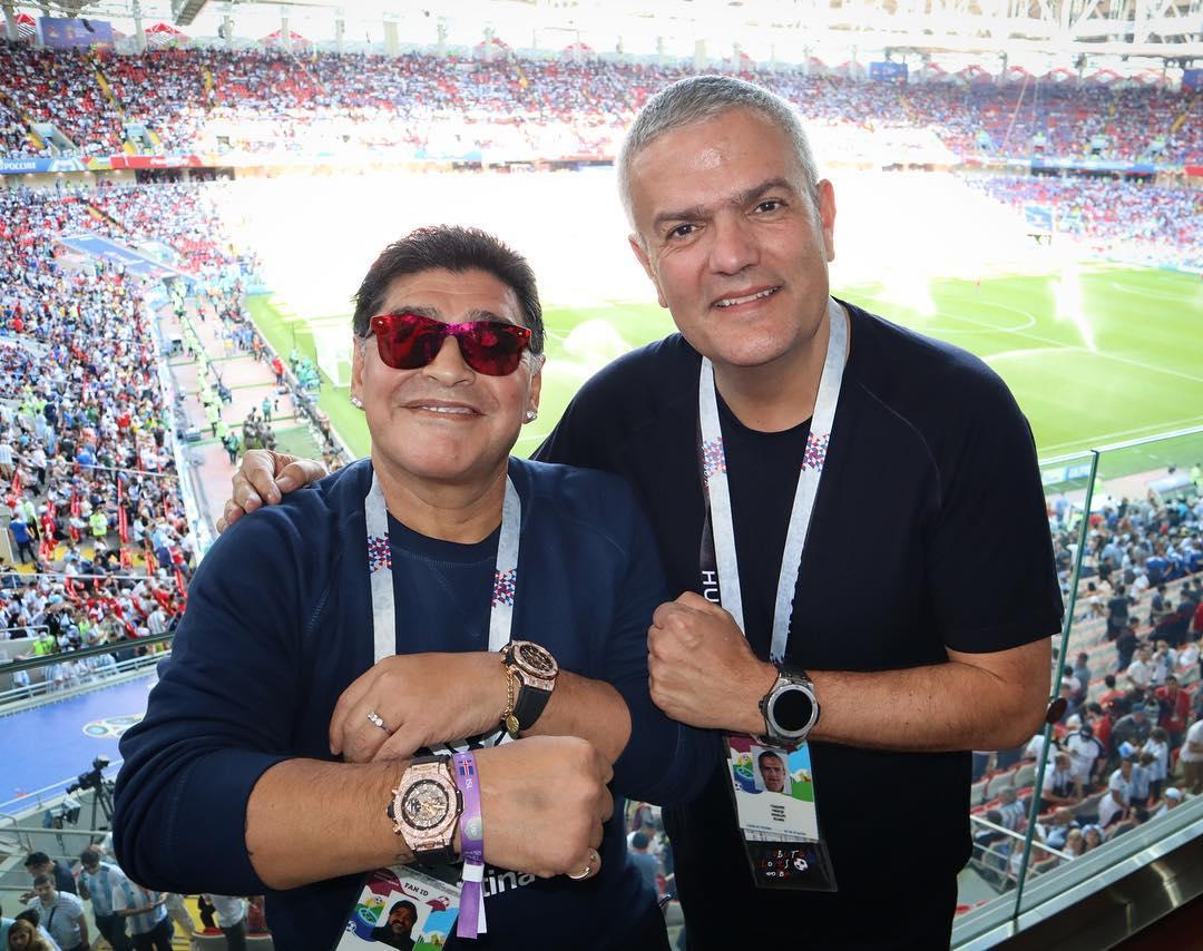 Hublot - Thương hiệu nổi bật trong mùa World Cup với những khoảnh khắc đáng nhớ - Ảnh 4.
