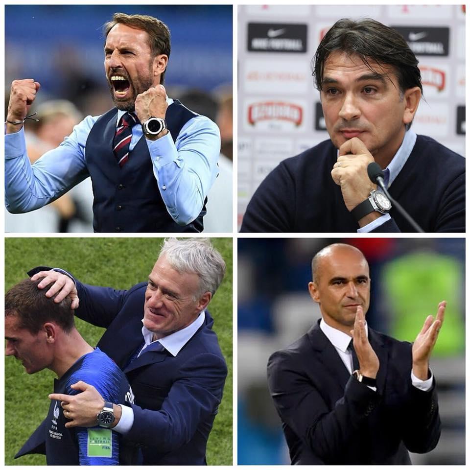 Hublot - Thương hiệu nổi bật trong mùa World Cup với những khoảnh khắc đáng nhớ - Ảnh 6.