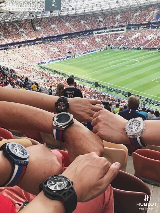 Hublot - Thương hiệu nổi bật trong mùa World Cup với những khoảnh khắc đáng nhớ - Ảnh 10.