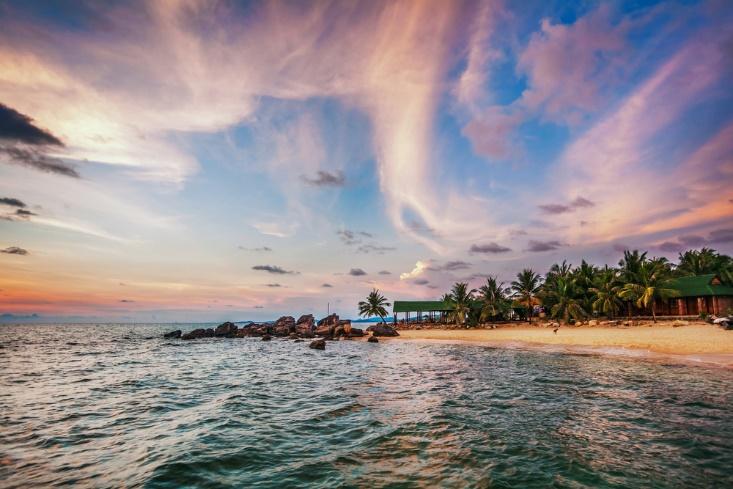 Vẻ đẹp mê hồn của Nam Phú Quốc nhìn từ cabin cáp treo Hòn Thơm - Ảnh 7.