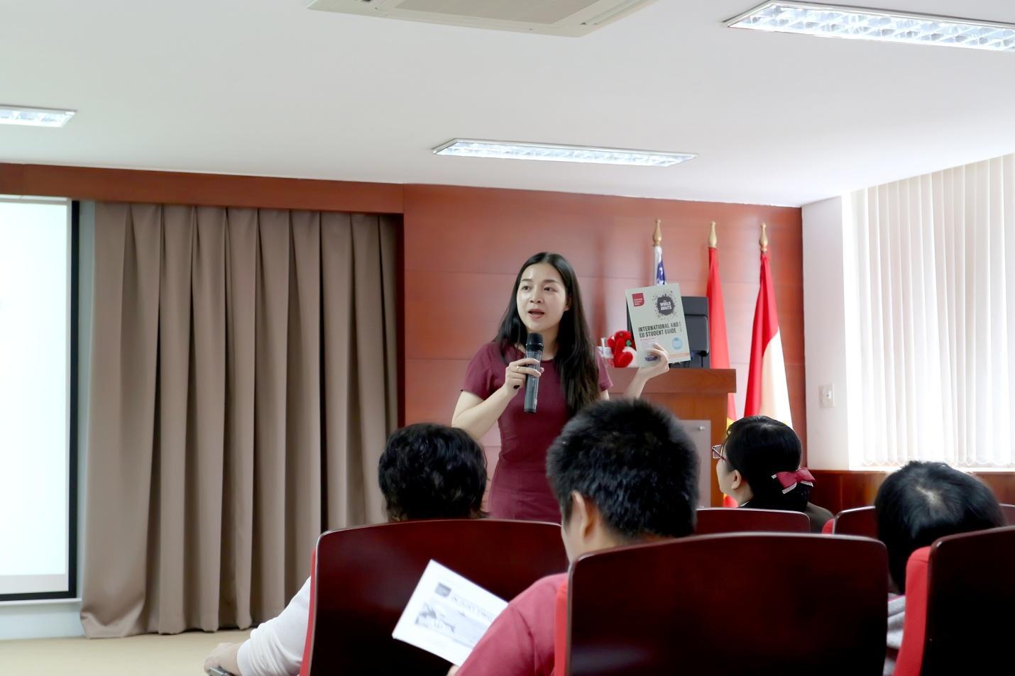 ĐH Quốc tế Sài Gòn và định hướng đào tạo sinh viên toàn cầu - Ảnh 3.