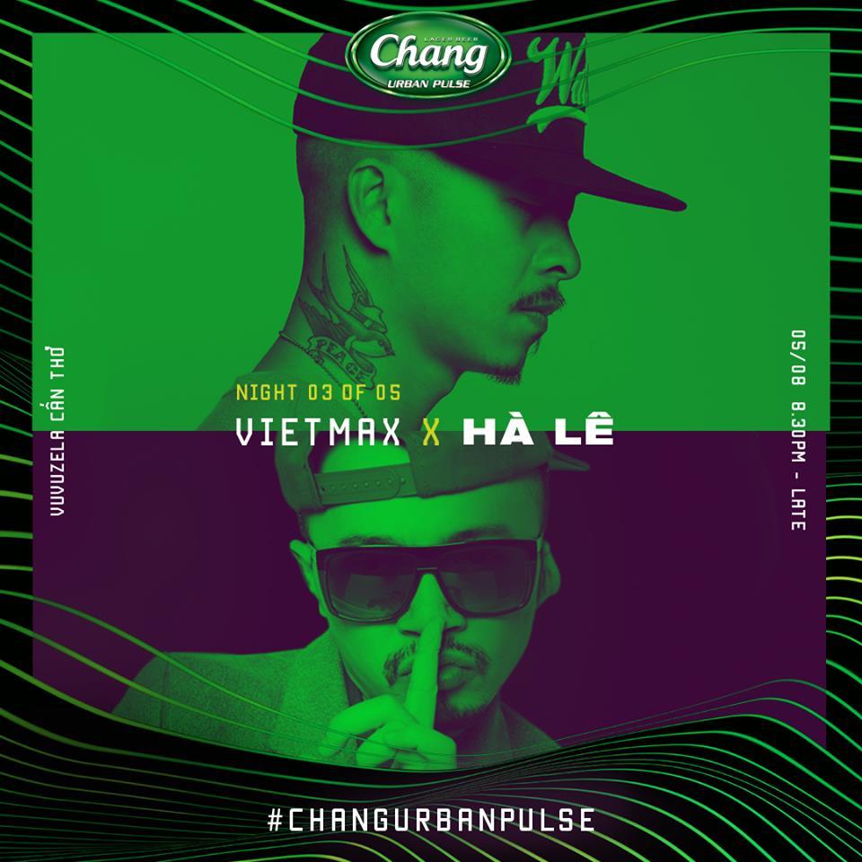 Sự kiện Underground: Chang C.U.P2 đổ bộ Cần Thơ - Ảnh 1.