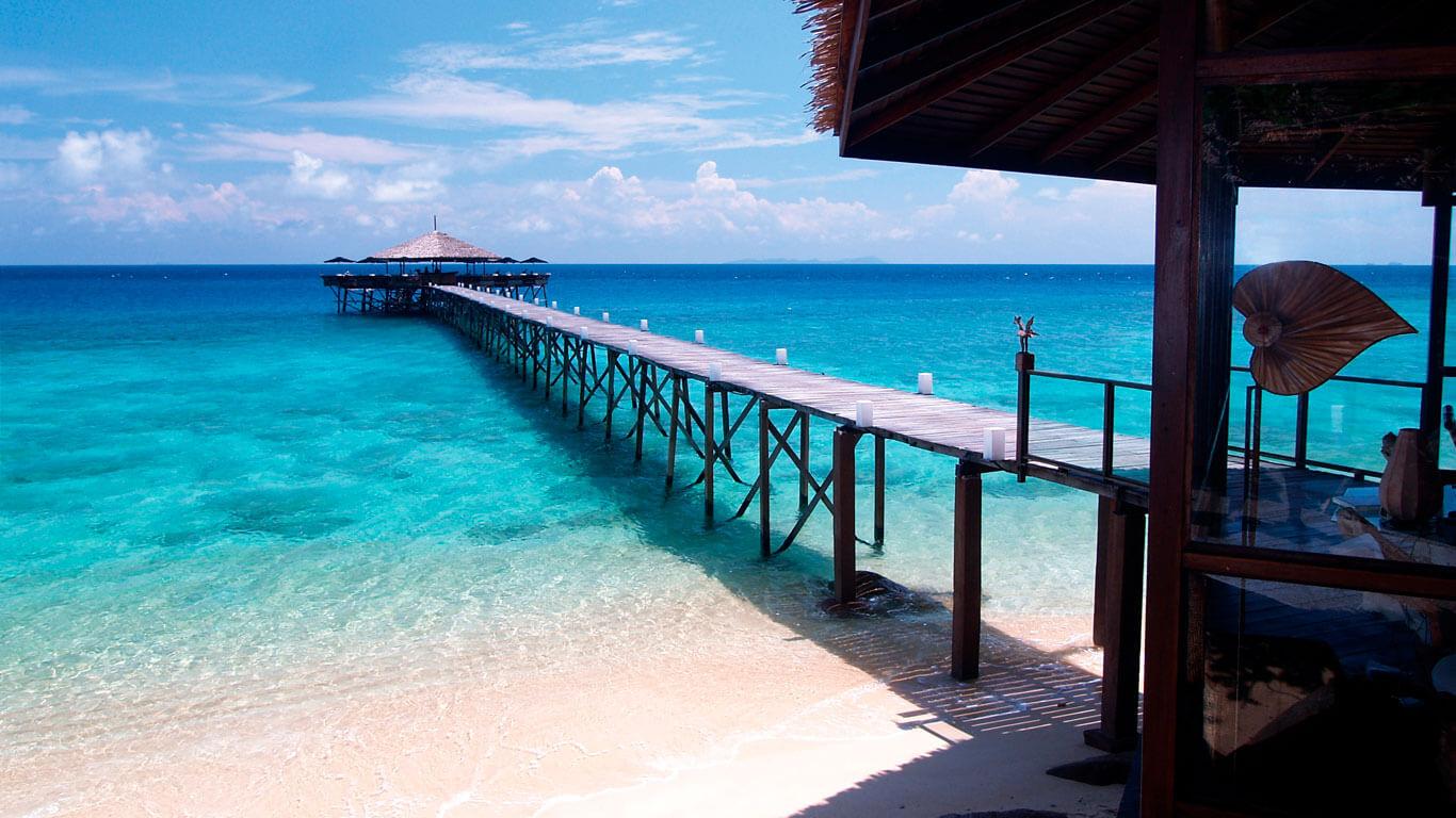 Hè này đừng vội nghĩ đến Bali, Malaysia cũng có thiên đường biển đảo Johor Bahru đẹp chẳng kém - Ảnh 4.