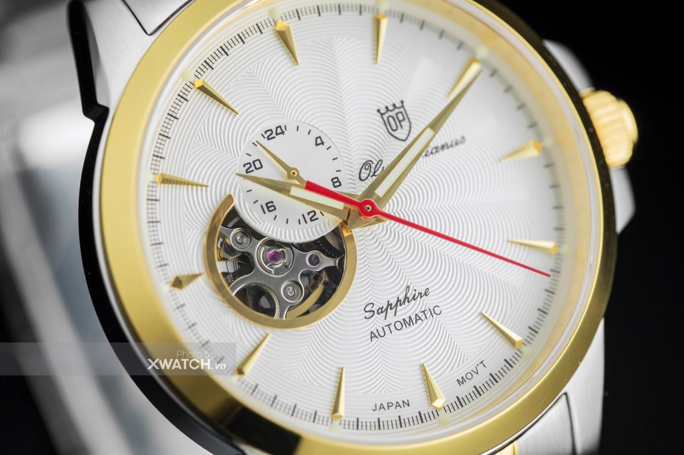 5 mẫu đồng hồ nam chính hãng được săn lùng nhiều nhất tại Xwatch - Ảnh 1.