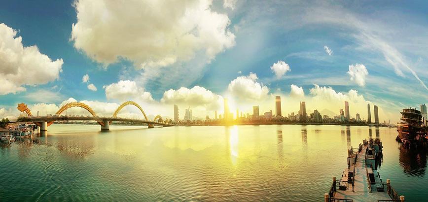 Đến Đà Nẵng, ngỡ ngàng khung cảnh hẹn hò đẹp như giữa trời Âu - Ảnh 1.