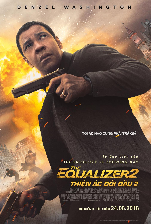 """Những điều đặc biệt tạo nên siêu phẩm cực chất """"The Equalizer"""" - Ảnh 5."""