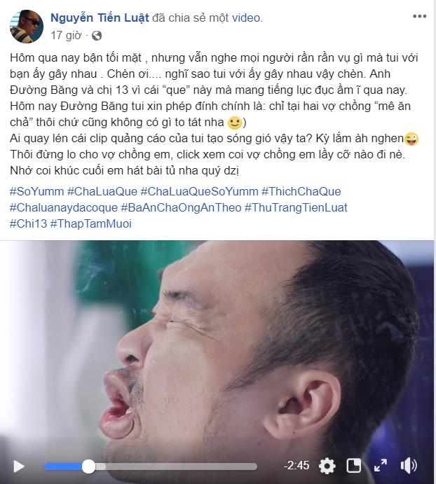 Sau ồn ào, Thu Trang chính thức lên tiếng xác nhận sự thật tin đồn ăn chả - Ảnh 3.