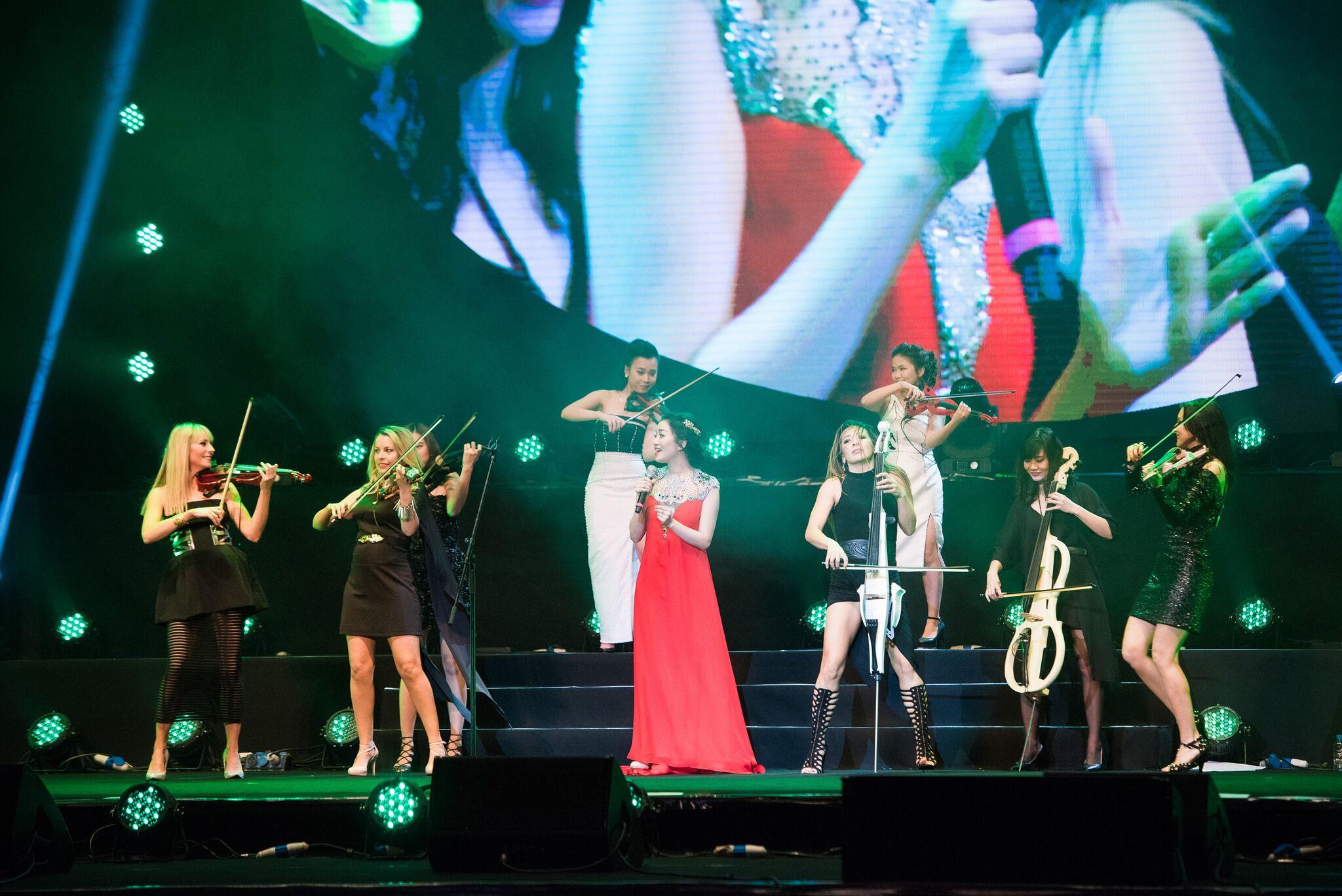 Dàn nhạc giao hưởng triệu view khẳng định đẳng cấp với concert cùng diva Hàn Quốc Sohyang - Ảnh 5.
