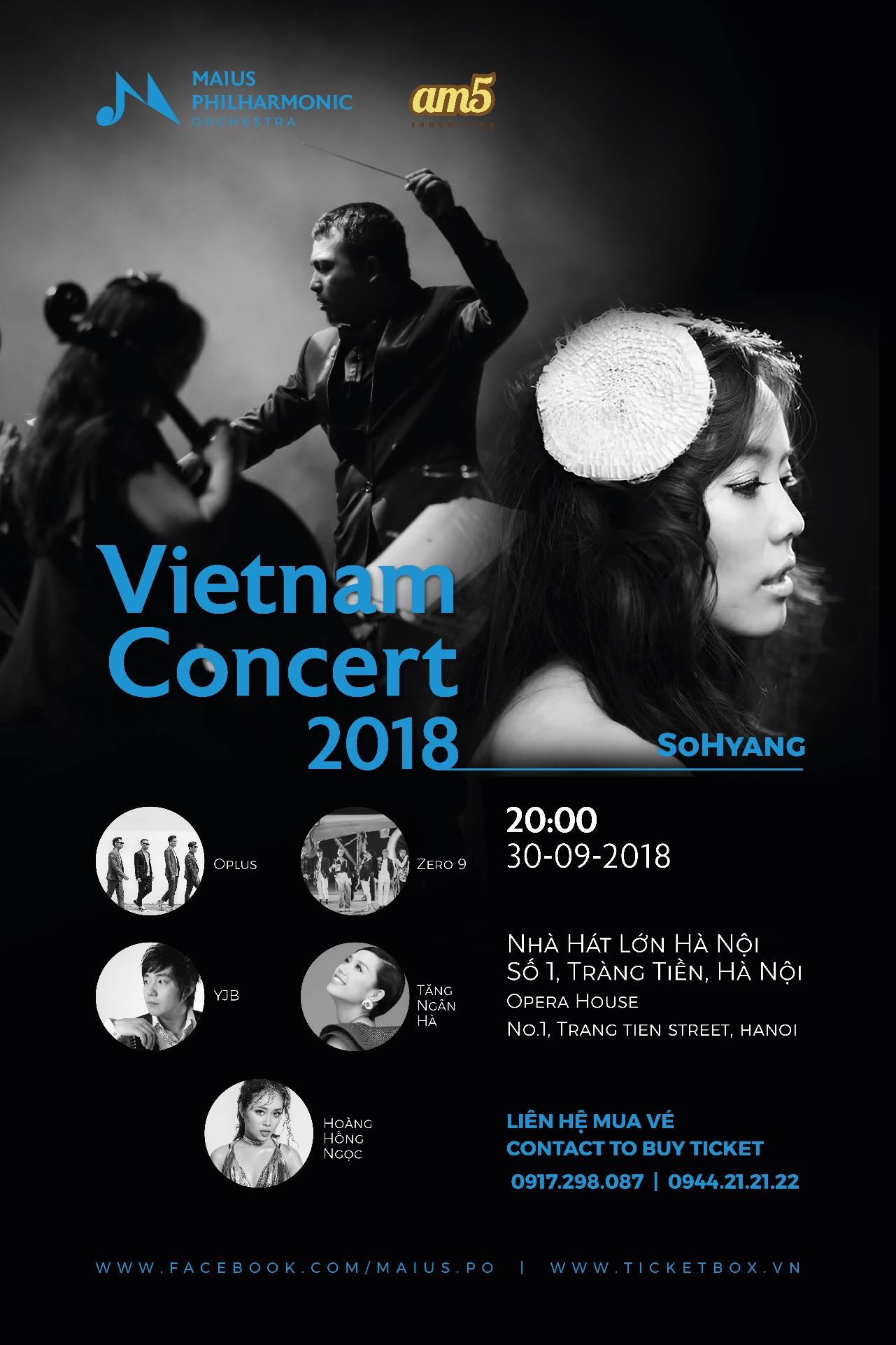 Dàn nhạc giao hưởng triệu view khẳng định đẳng cấp với concert cùng diva Hàn Quốc Sohyang - Ảnh 11.