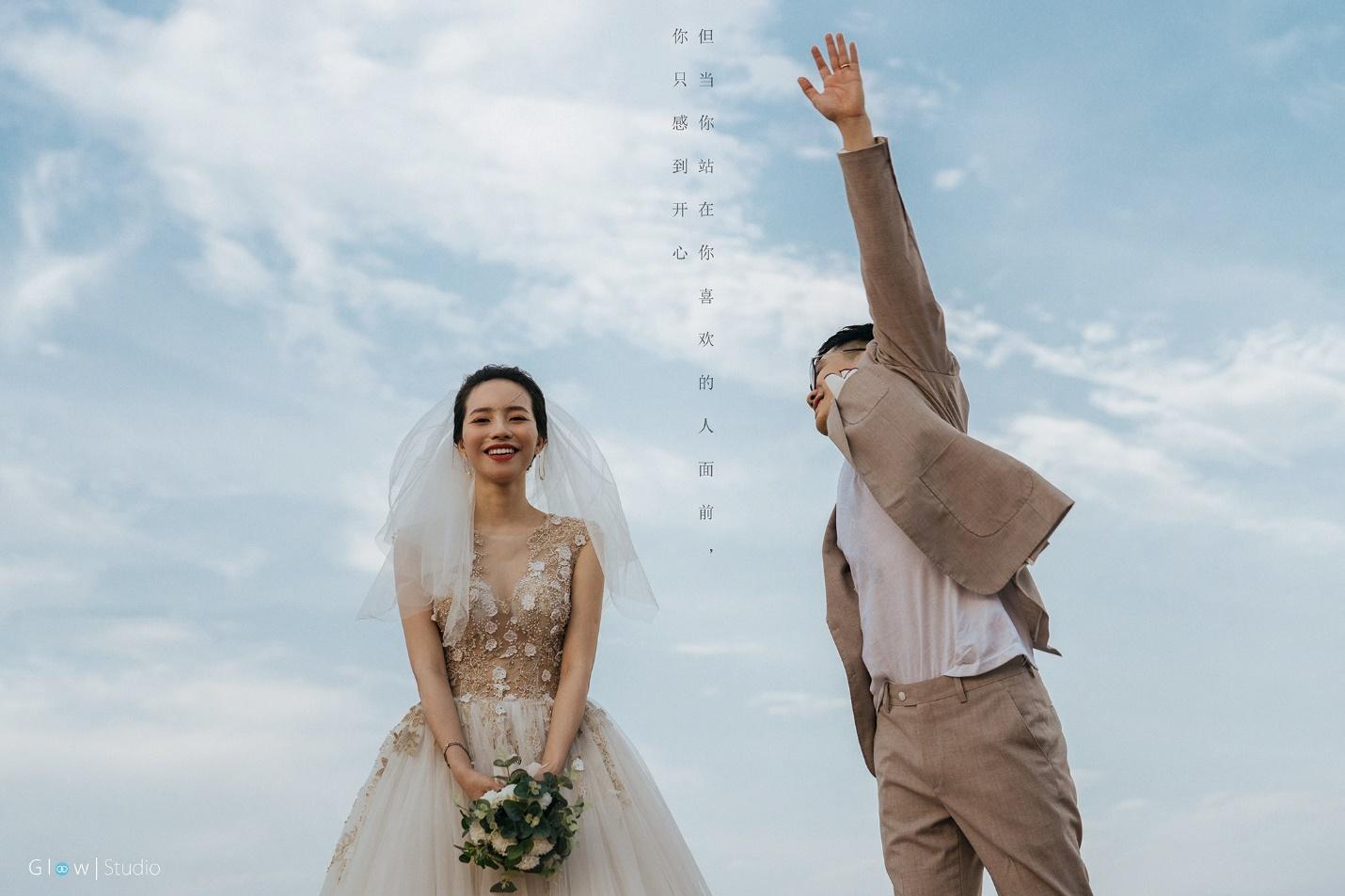 Ảnh cưới tự nhiên - Nơi cảm xúc thật được thăng hoa - Ảnh 1.