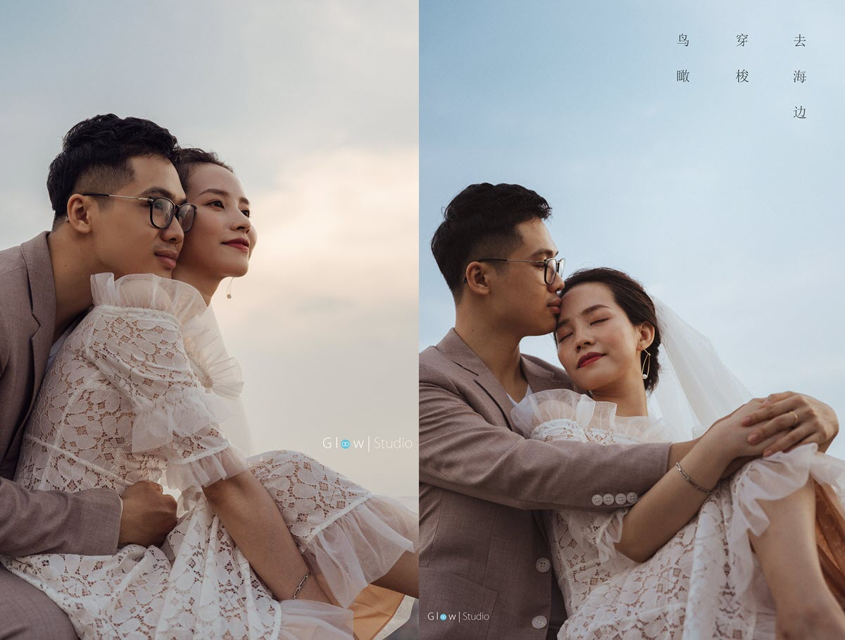 Ảnh cưới tự nhiên - Nơi cảm xúc thật được thăng hoa - Ảnh 2.