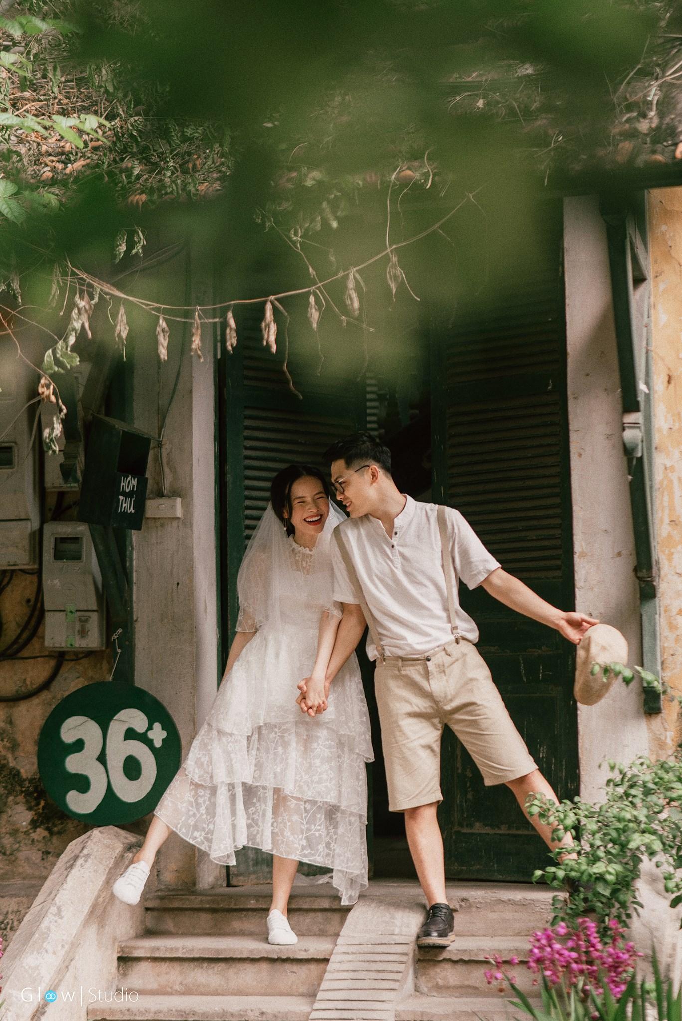 Ảnh cưới tự nhiên - Nơi cảm xúc thật được thăng hoa - Ảnh 5.