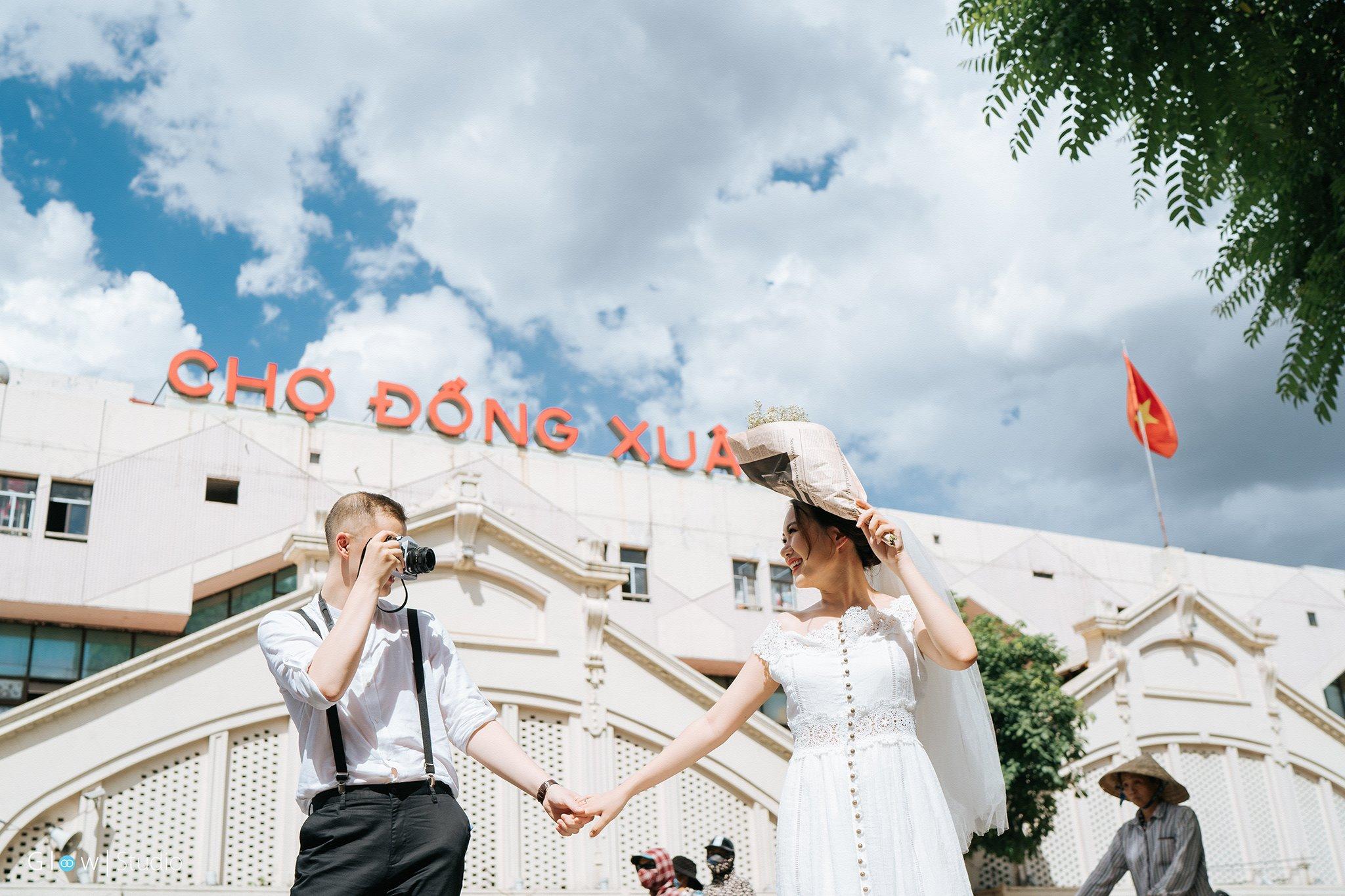 Ảnh cưới tự nhiên - Nơi cảm xúc thật được thăng hoa - Ảnh 6.