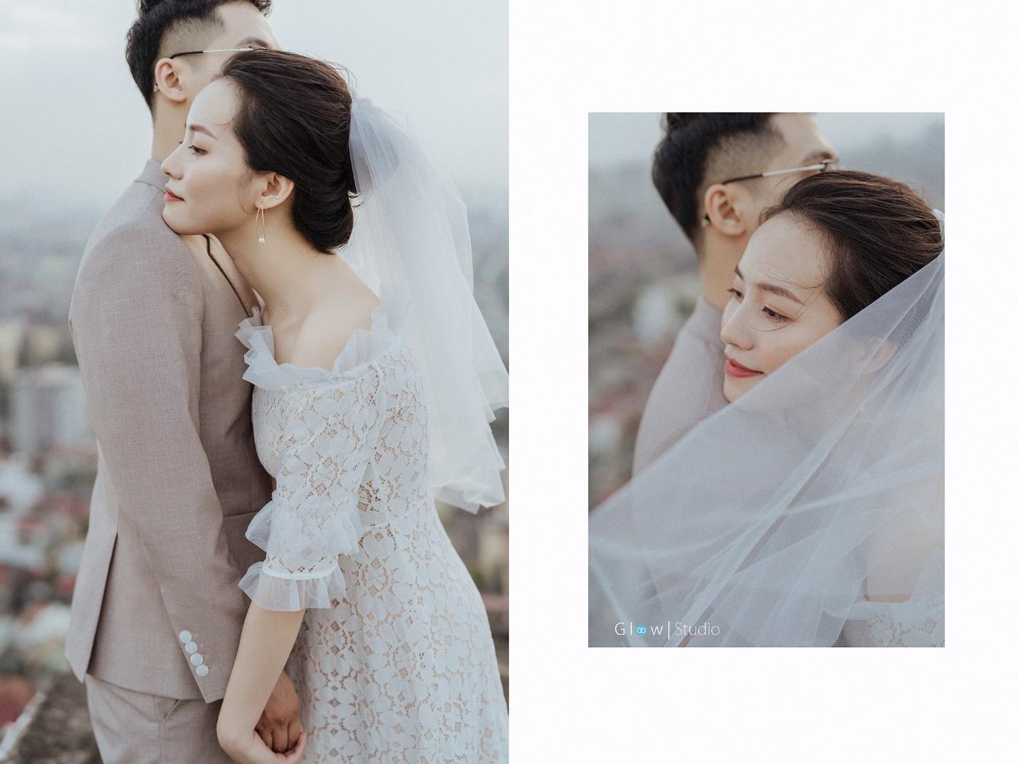 Ảnh cưới tự nhiên - Nơi cảm xúc thật được thăng hoa - Ảnh 7.