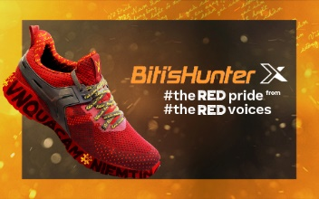 Bên lề Asiad 2018: Đội tuyển Việt Nam bất ngờ là niềm cảm hứng cho phiên bản giày giới hạn #theREDpride - Ảnh 1.