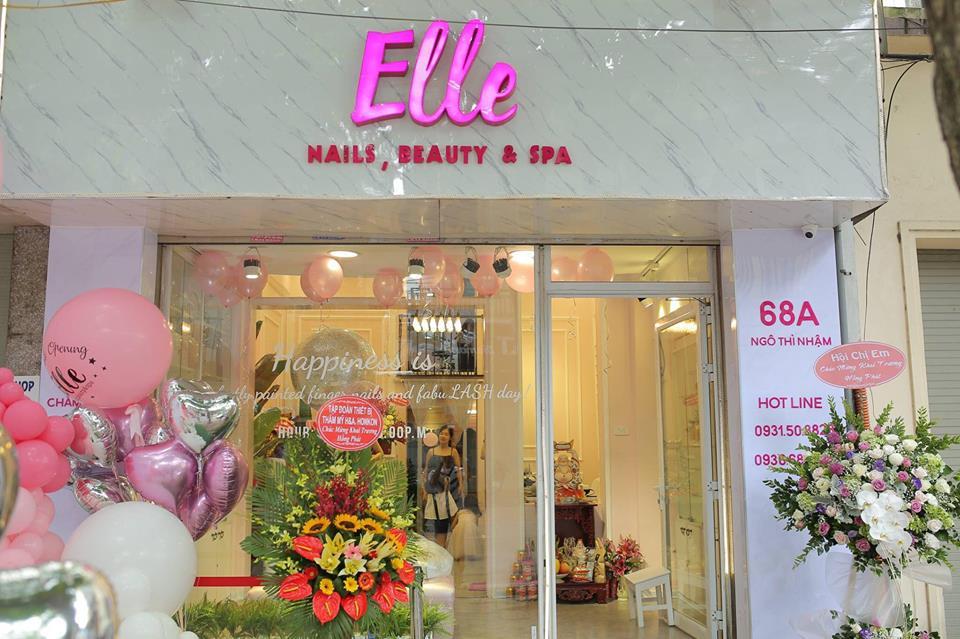 Elle nail & spa: Hệ thống làm đẹp từ A – Z khai trương cơ sở mới tại quận Hoàn Kiếm - Ảnh 1.