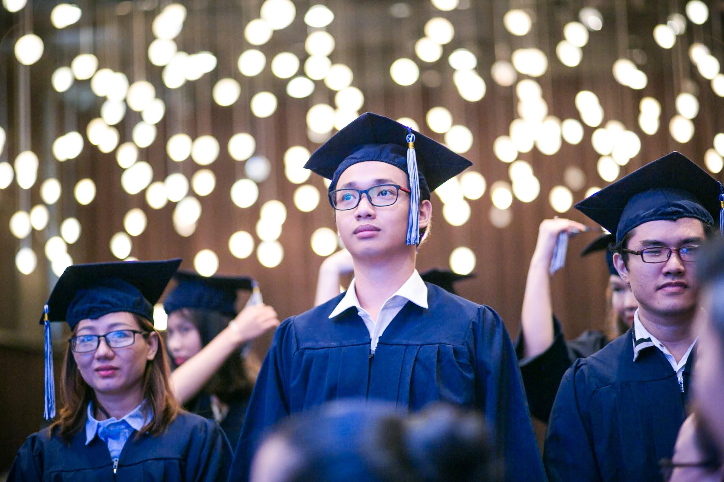 Sự khởi đầu đầy hứng khởi tại Broward College Vietnam - Ảnh 4.
