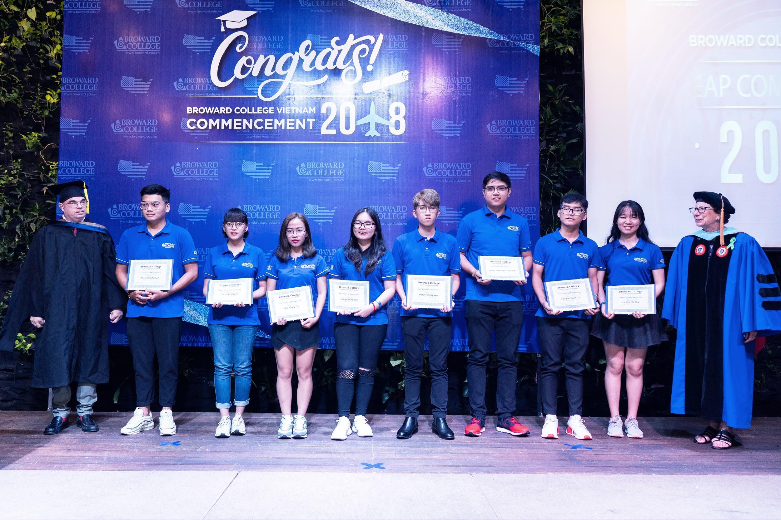 Sự khởi đầu đầy hứng khởi tại Broward College Vietnam - Ảnh 6.