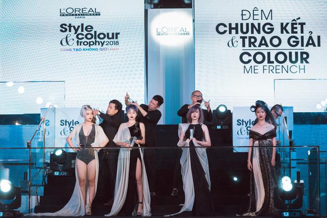 Sau gần 10 năm trở lại, cuộc thi Color & Style Trophy 2018 đã tìm ra một quán quân xứng đáng - Ảnh 7.