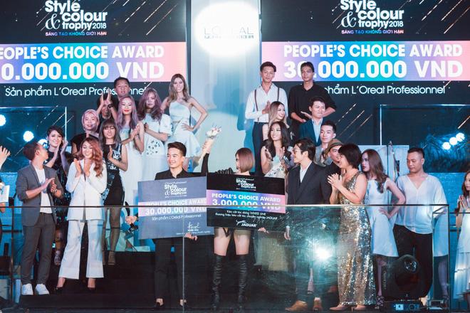 Sau gần 10 năm trở lại, cuộc thi Color & Style Trophy 2018 đã tìm ra một quán quân xứng đáng - Ảnh 8.