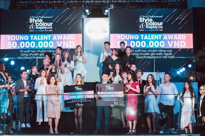 Sau gần 10 năm trở lại, cuộc thi Color & Style Trophy 2018 đã tìm ra một quán quân xứng đáng - Ảnh 9.